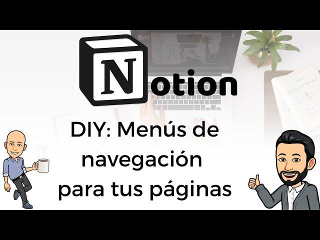 #4 DIY - Menús de navegación para tus páginas