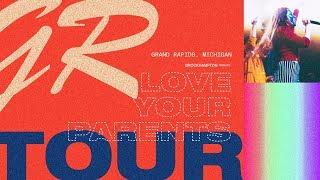 Love Your Parents Tour: Grand Rapids | BH MOMENTS