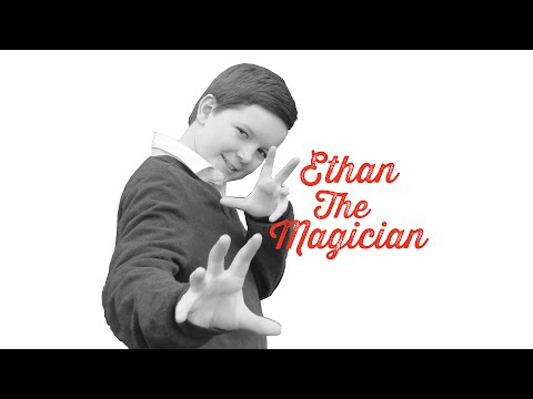 Ethan The Magician Trailer