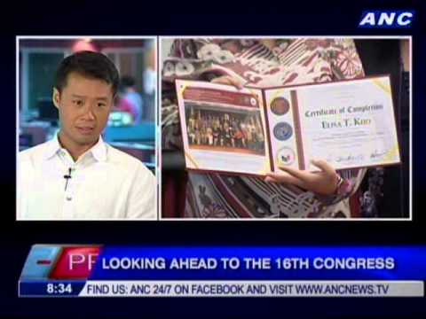 Looking ahead to the 16th Congress