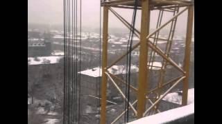 Вид с крыши ЖК АТЛАС.(, 2014-11-26T02:30:01.000Z)