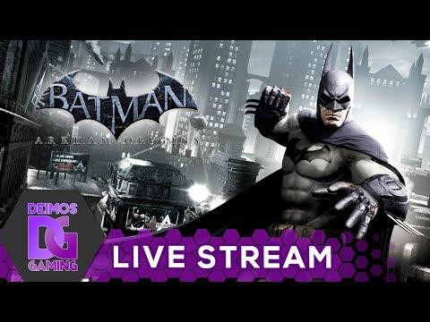 [Z] Batman: Arkham Origins - První dojmy | E01 | STREAM od 18:30 CZ/SK (19.7.2017) [1080p]