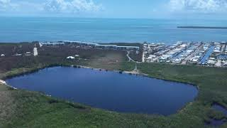 Florida Keys - Hurricane Irma Devastation - Part 1 (Largo & Islamorada)