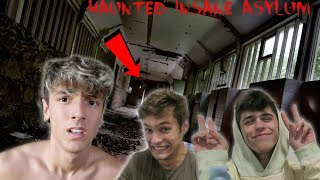 Going To Haunted Insane Places ( ACTUALLY HAUNTED )