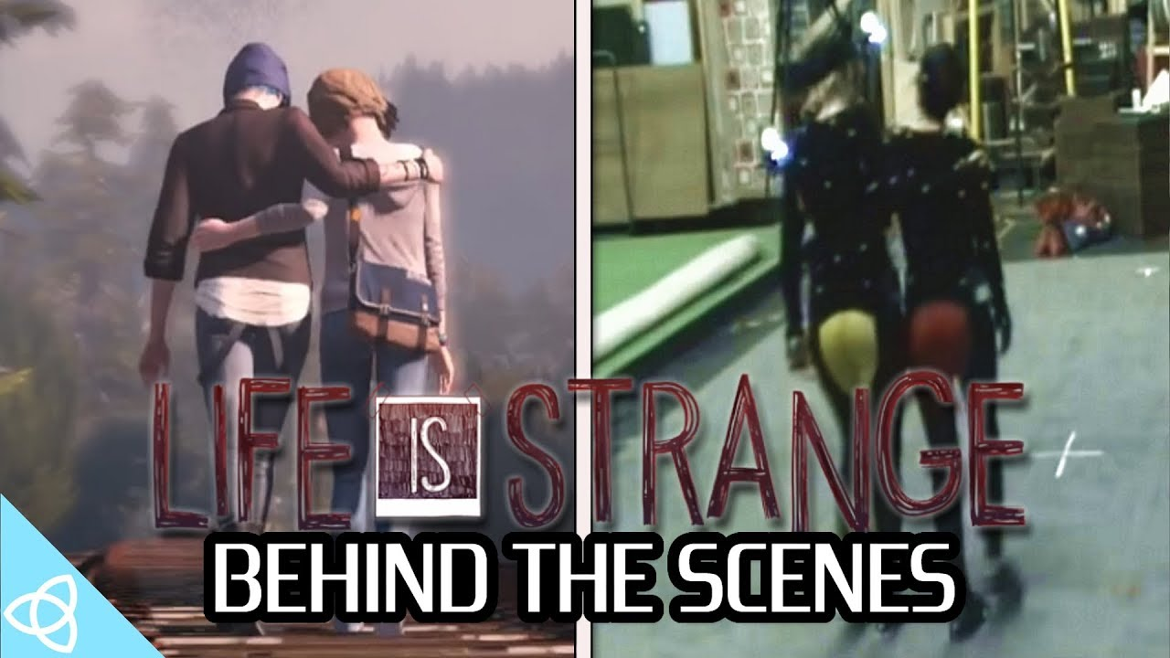 Behind the Scenes - Life is Strange [Making of]