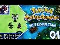 Pokémon Mystery Dungeon: Blue Rescue Team - 01