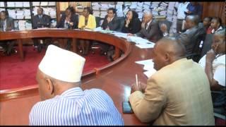 MPs Threaten To Impeach Ngilu