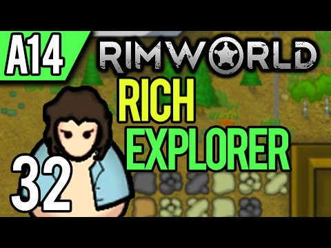 The Fear is REAL! | RimWorld Alpha 14 on Steam! (Let's Play RimWorld / Gameplay ep 32)