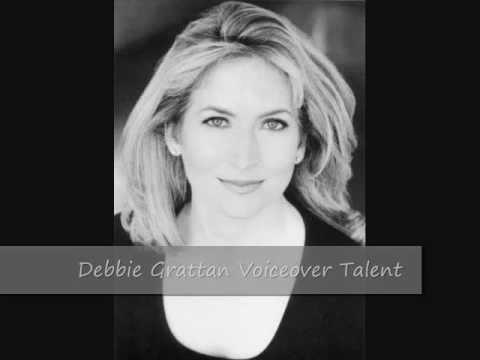 Professional Voiceover Artist Character Demo Reel - Debbie Grattan Voice Talent