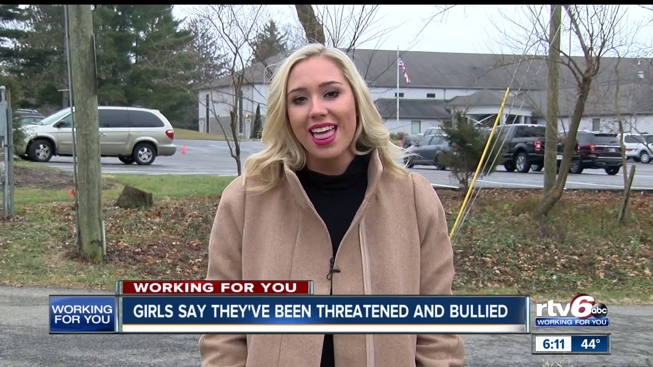 Girls say they've been threatened and bullied