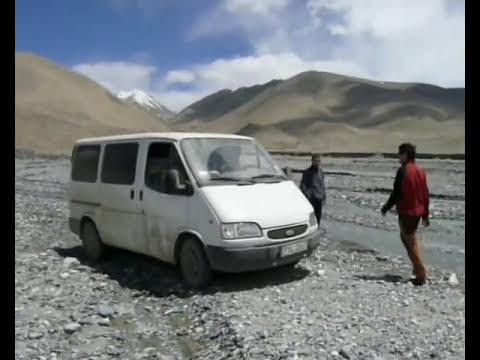 Ford Transit Central Asia Expedition - ep.2 - Tajikistan
