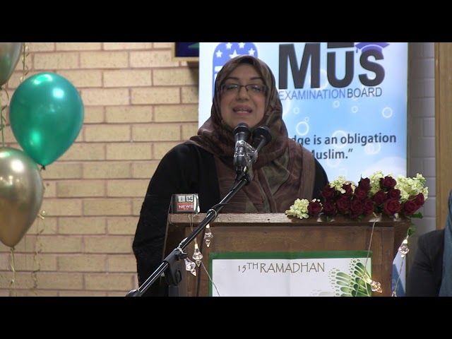 Imam Hassan(AS) Speech Competition Blackburn-2019-P1