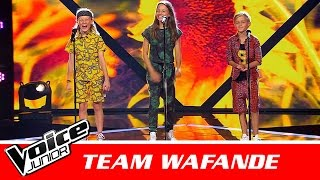 "Tobias, Marius & Clara (Team Waf) | ""Thinking About It"" af Nathan Goshen 