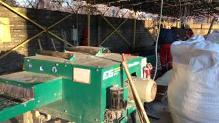 Процесс производства обрезной доски из сосны(, 2016-01-24T19:55:32.000Z)