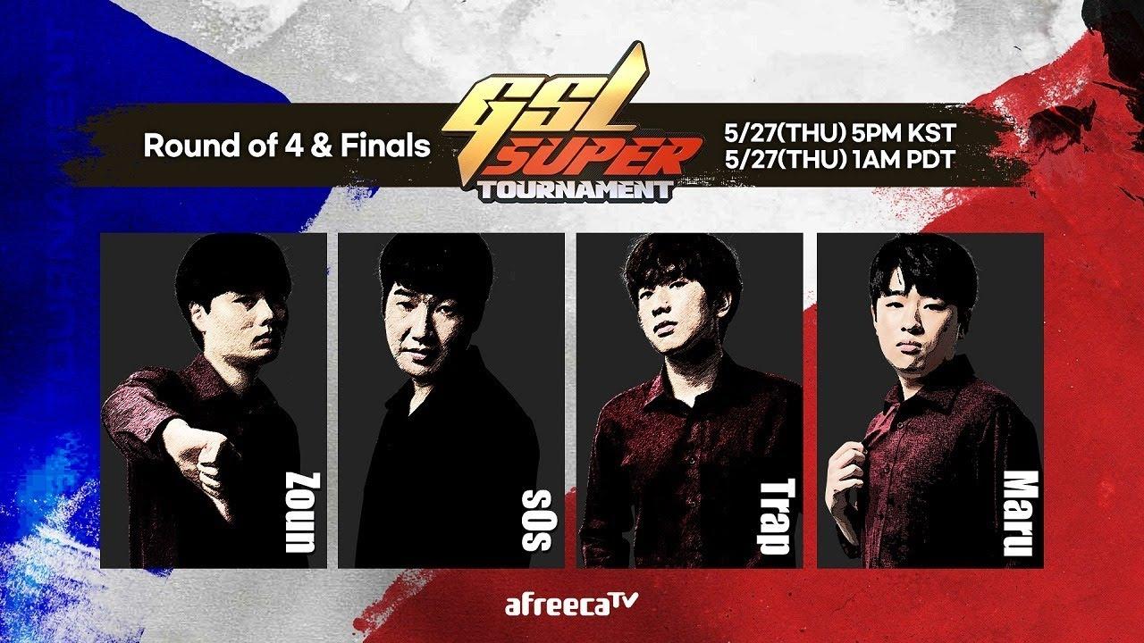 Download [ENG] 2021 GSL SuperTournament II Day4 (Ro.4-Finals)