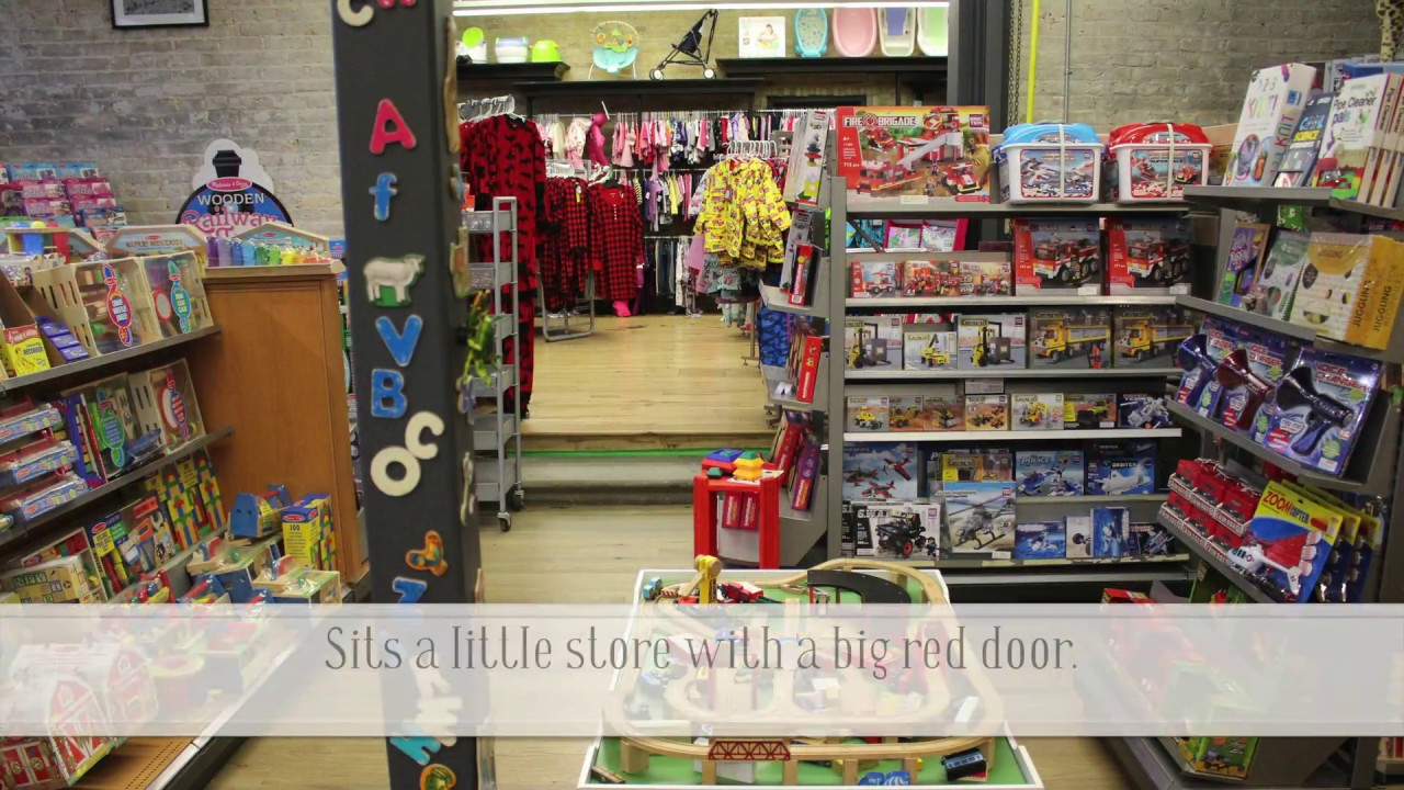 The Red Door Family Store Youtube
