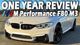 BMW F80 M3 | HERO OR HAS-BEEN? | 1 YEAR OWNER REVIEW