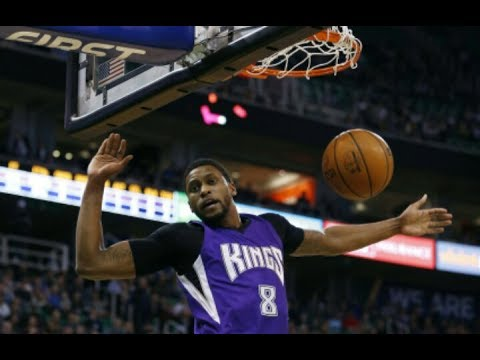 Reports: Jazz sign 2-year deal with Rudy Gay