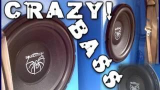 LOUD BASS + Broken Windshield = CRAZY FLEX & Hair Tricks - EXO's Best Subwoofer Songs / GLASS Breaks