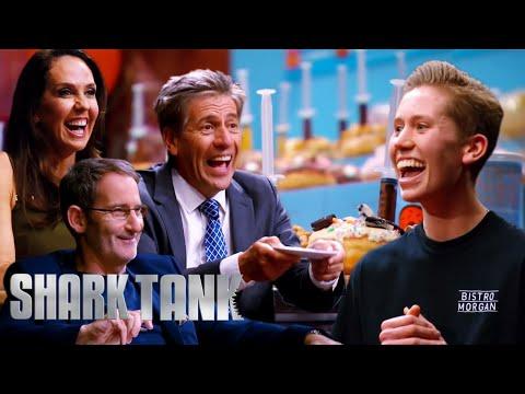 17-Year-Old's Rapid Success Blows The Sharks Away! | Shark Tank AUS