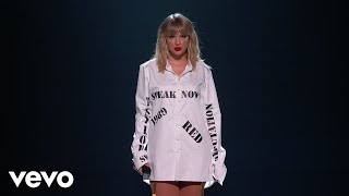 Gambar cover Taylor Swift - Live at the 2019 American Music Awards