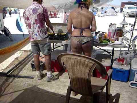 tour of my camp at Burning Man 2011