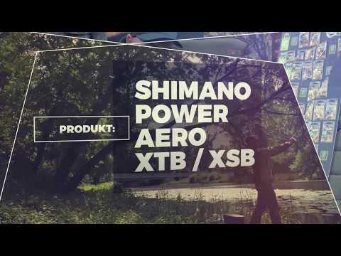 SHIMANO POWER AERO 14000 XTB / XSB | Tropicliberec