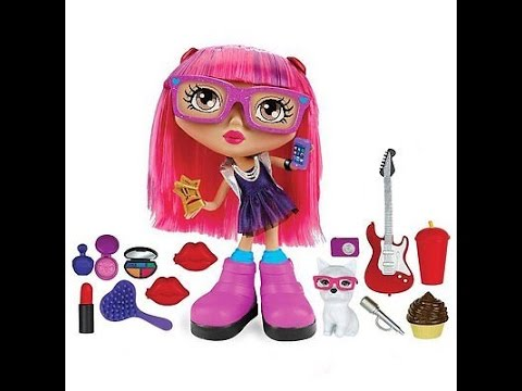 Интерактивная кукла Габби Розовая Gabby Chatsters Spin Master .