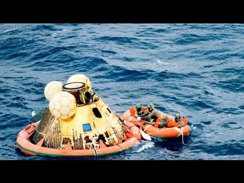 Apollo 11 Mission Audio - Day 9 - NASA  - SVYGhsBter8 -