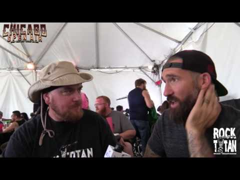 Sevendust Clint Lowery Interview with Scotty J