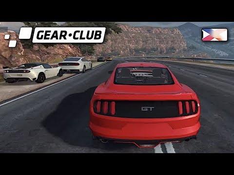 GEAR.CLUB - TRUE RACING - Mustang GT 2015 - First A2 Car Unlocked