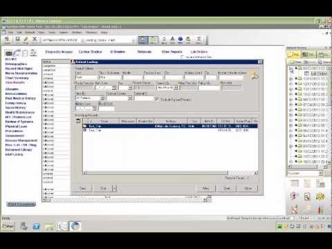 Sandlot Metrix Demo - NextGen EHR - YouTube