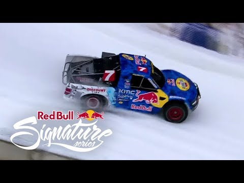 Frozen Rush 2016 FULL TV EPISODE - Red Bull Signature Series