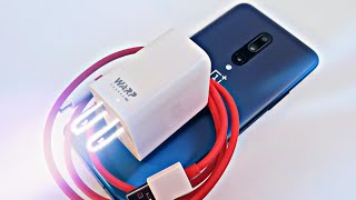 OnePlus 7 Pro WARP CHARGING TEST!!
