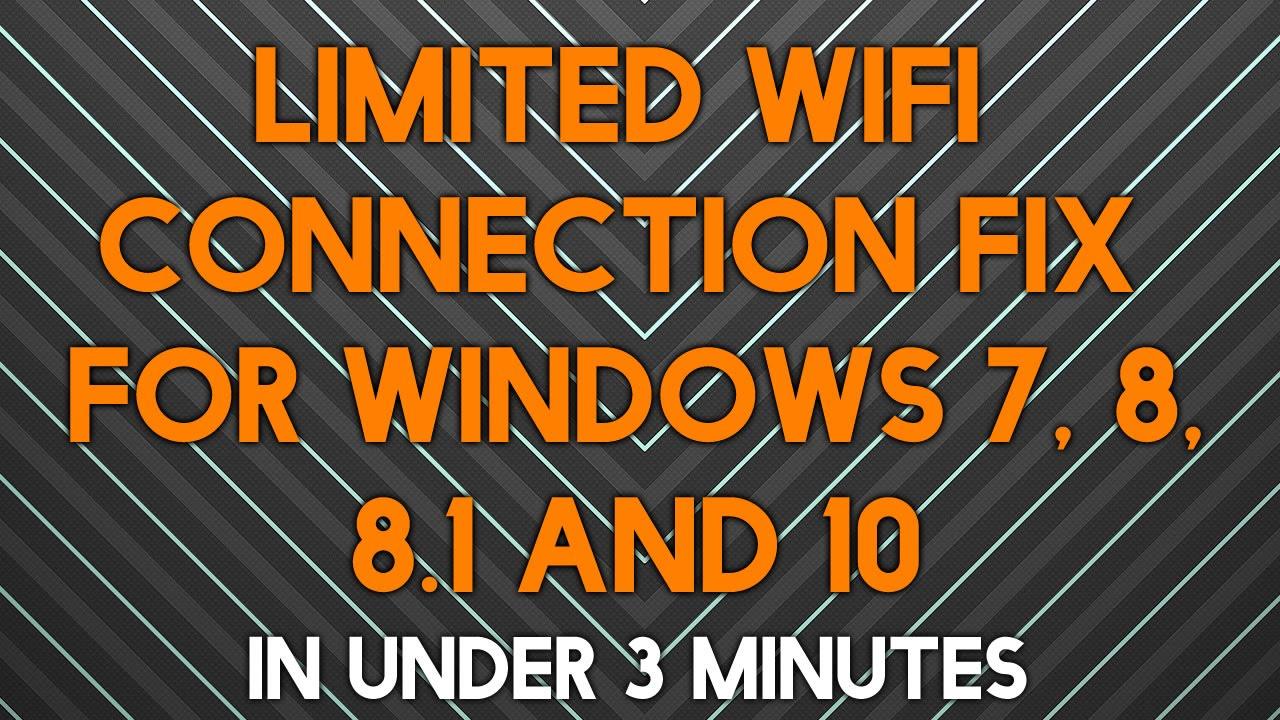 how to set wifi windows 8