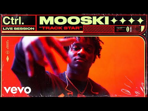 Mooski – Track Star (Live Session) | Vevo Ctrl