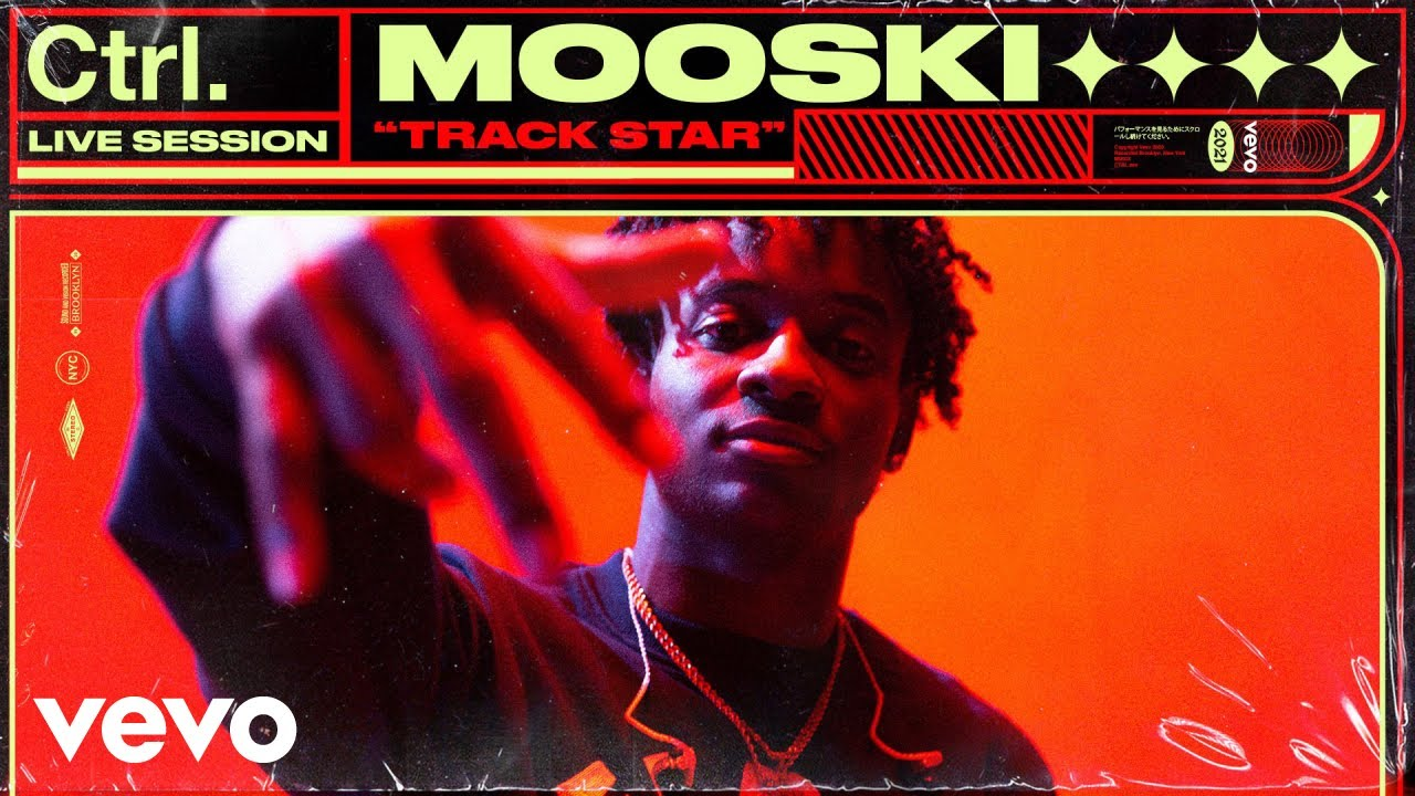 Mooski - Track Star (Live Session) | Vevo Ctrl