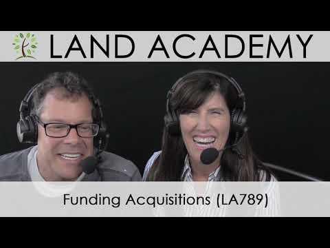 Funding Acquisitions (LA 789)