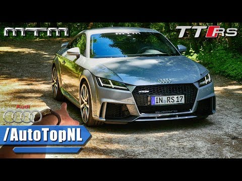 Audi TT RS 465HP REVIEW POV Test Drive MTM by AutoTopNL