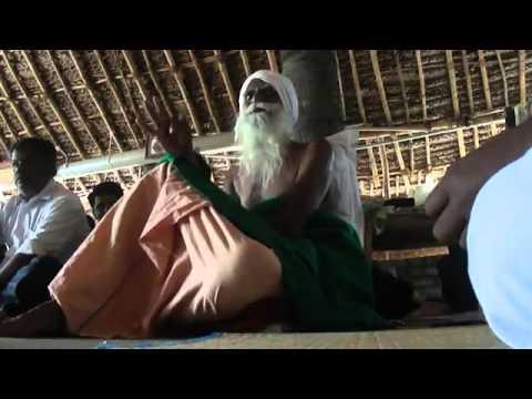 Nammalvar encouraging speech about organic cultivation