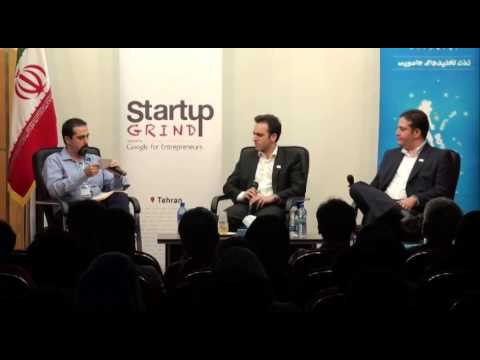 Startup Grind Tehran Hosts Ali Reza Sadeghian & Saman Sadeghian (NetBarg.com)