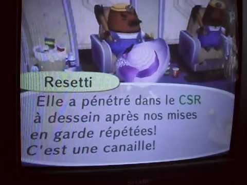 Alerte au centre Resetti!
