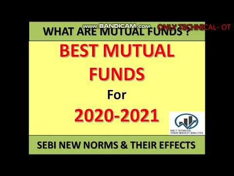 Best Mutual Funds 2021 BEST MUTUAL FUNDS for 2020 2021   YouTube