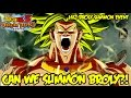 BROLY IS HERE?! Dragon Ball Z Dokkan Legendary Super Saiyan Summon Event! COME TO ME BROLY!