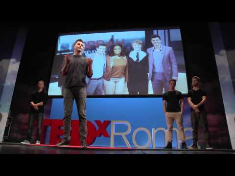 How Death Saved My Life: The buried life at TEDxRoma