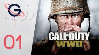CALL OF DUTY WWII FR #1 : Jour J