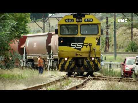 Australie express montee des eaux!