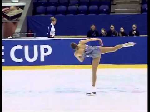 Carolina Kostner - SP at Challenge Cup 2013 (with music fixed!!)