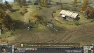 Men of War - Gameplay Video (HD), Beginning of the Soviet Campaign