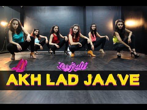 Akh Lad Jaave Dance Cover  | Loveratri | Badshah | Mohit Jain's Dance Institute MJDi
